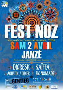 Fest Noz Ille-et-Vilaine 35_Janze_au_profit_TUBA_ADMR adulte enfant autisme polyhandicap