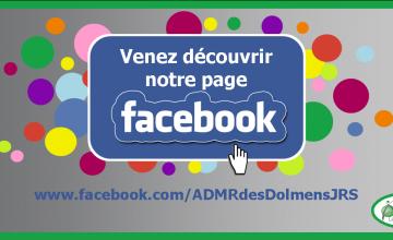 Facebook ADMR des Dolmens