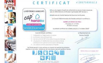 Certificat handeo ADMR_Les Rives du Meu - Chavagne_ille et vilaine