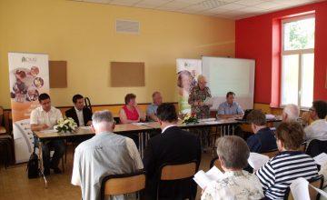 Assemblée générale de l'ADMR de Louvigné-du-Désert