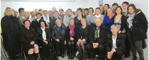 Les bénévoles et les salariés de l'ADMR du Pays de Bécherel