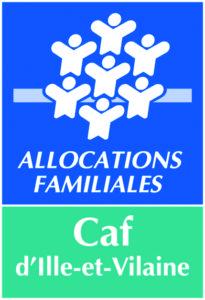 Partenaire La CAF d'Ille-et-Vilaine