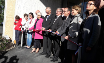 Inauguration et portes ouvertes de la Maison Tuba