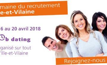 La semaine du recrutement ADMR en Ille-et-Vilaine