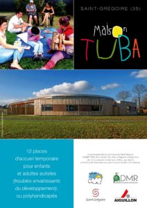 Etablissement d'accueil temporaire - enfants et adultes autistes ou polyhandicapés