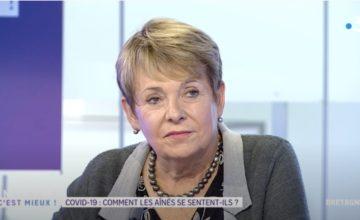 Annick Rahault invitée sur France 3 pour l'émission Ensemble c'est Mieux